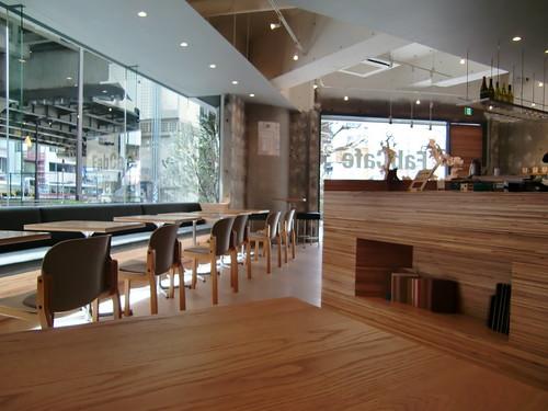 Fab Café in Shibuya