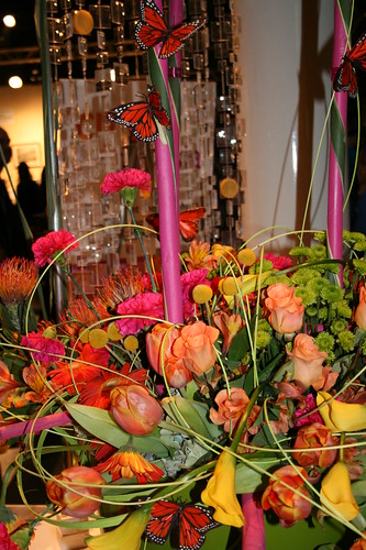 Display-mainly tulips