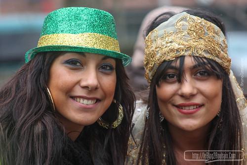 carnaval à l'hommelet, roubaix