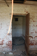 Standpipe Jail Cell