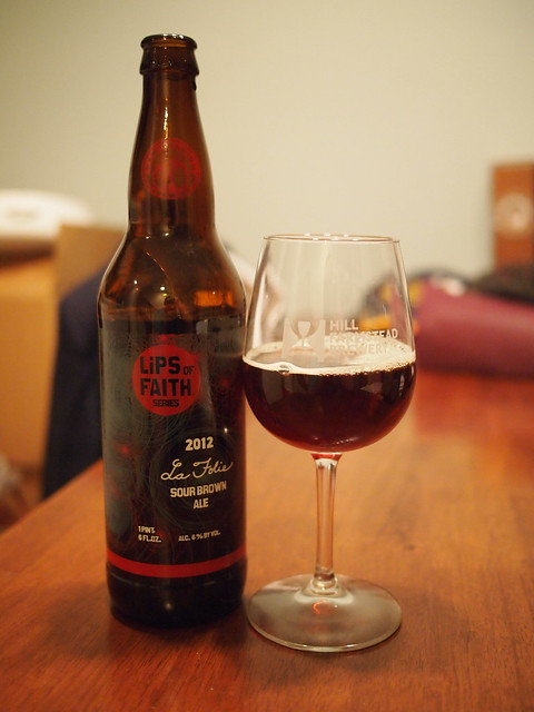 La Folie - New Belgium Brewing - Fort Collins, CO