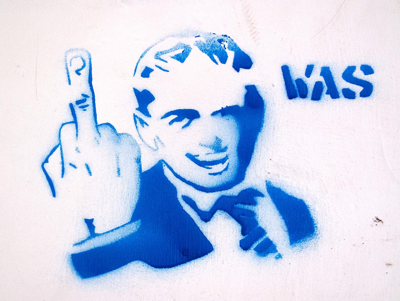 * Was - Stencil