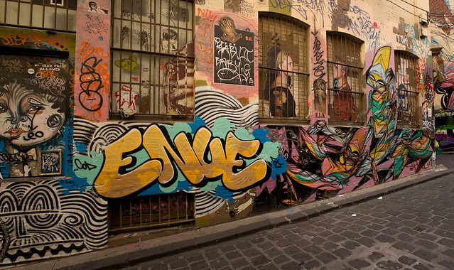 Hosier Lane Panorama 2 2012-02-25 (_MG_3683_4_5_6)
