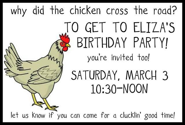 eliza's invite