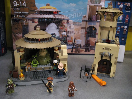 Toy Fair 2012: LEGO Star Wars, on FBTB