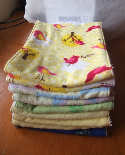 Burp Cloth 4