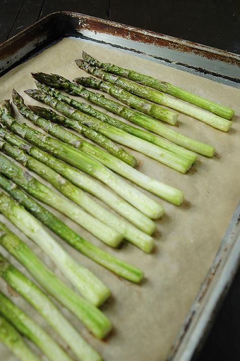 asparagus-roasted