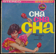Cha Cha Cha - (Collage XXXII)