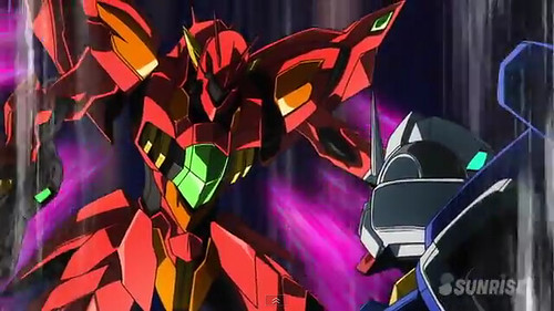 Gundam AGE Episode 20 The Red Mobile Suit Screenshots Youtube Gundam PH (21)