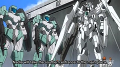 Gundam AGE 2 Episode 28 Chaos in the Earth Sphere Youtube Gundam PH (54)