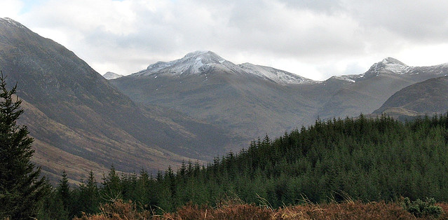 Looking to Ben Nevis