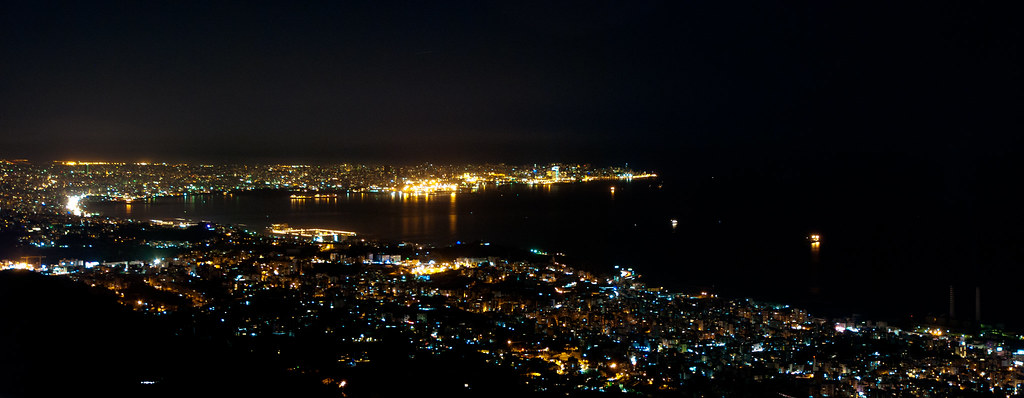 Beirut and Jounieh