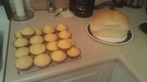Results of baking today