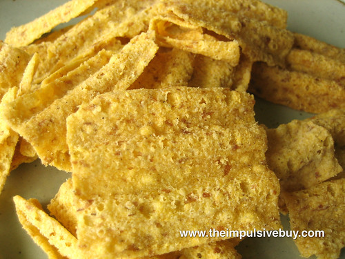 SunChips 6 Grain Medley Creamy Roasted Garlic Moneyshot