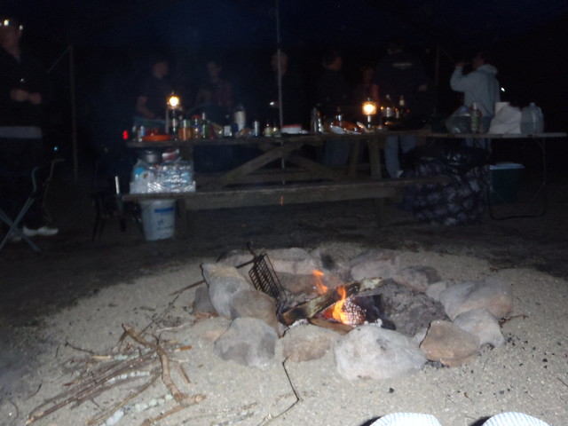 Pachaug CNR April 2012 Campfire
