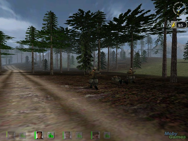 50576-hidden-dangerous-deluxe-windows-screenshot-in-the-forest-at