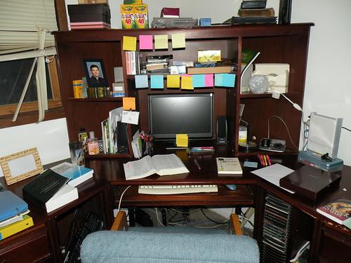 The Desk of Doom
