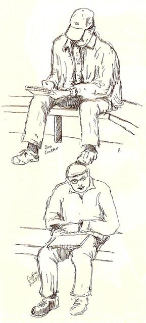 davis sketchers