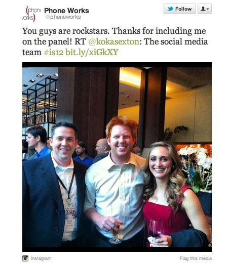 InsideView Social Media Marketing Team - Koka Kevin Kate