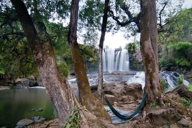 Busra Waterfall of Modulkiri