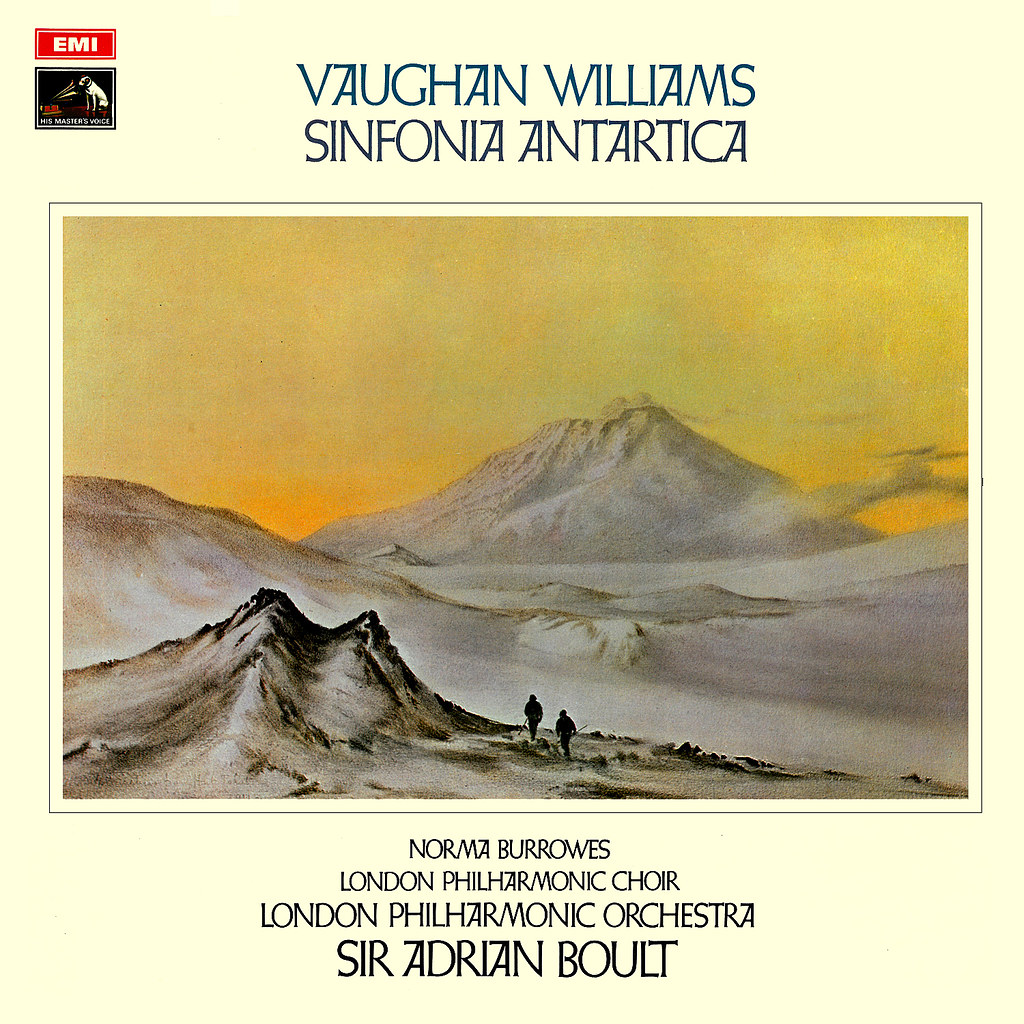 Ralph Vaughan Williams - Sinfonia Antartica