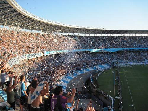 Racing 0 - 0 Tigre
