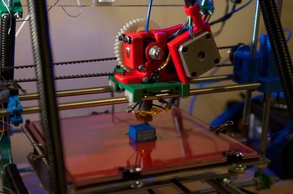 Finally printing!