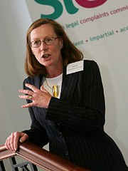 Jane Irvine SLCC Chair