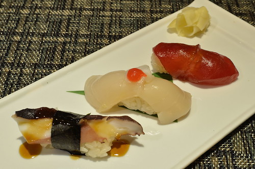 Ninth Course - Sushi