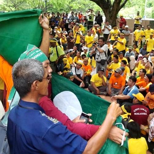 Bersih 3.0 Kota Kinabalu PAS.