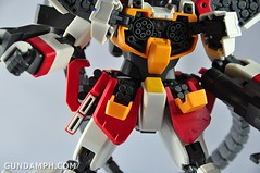 MG 1-100 Gundam HeavyArms EW Unboxing OOTB Review (93)