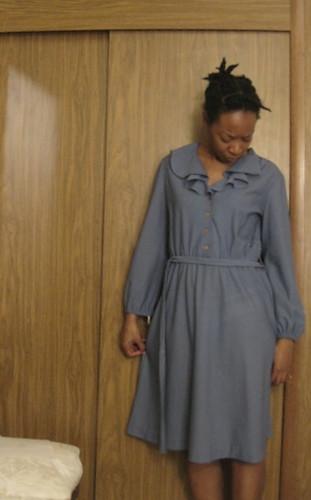 JJ Dean of California Vintage Dress :: Before