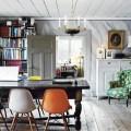 Scandinavian mid century modern dining room flickr photo sharing