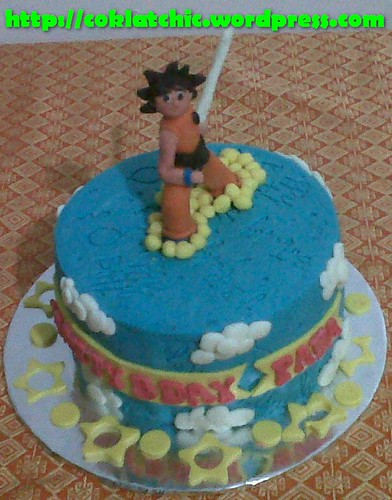 Cake Dragon Ball