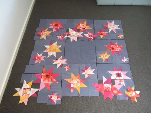 Stars assembling
