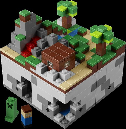 21102 LEGO Minecraft - 1