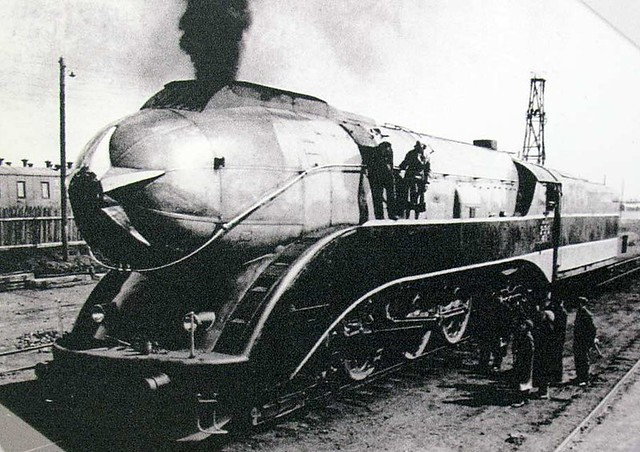 2-3-2V experimental steam locomotive (USSR)