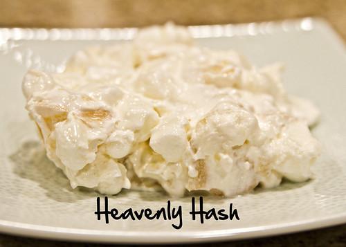 heavenly hash