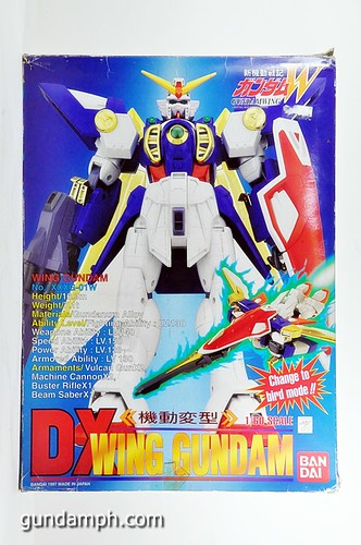 1-60 DX Wing Gundam Review 1997 Model (3)