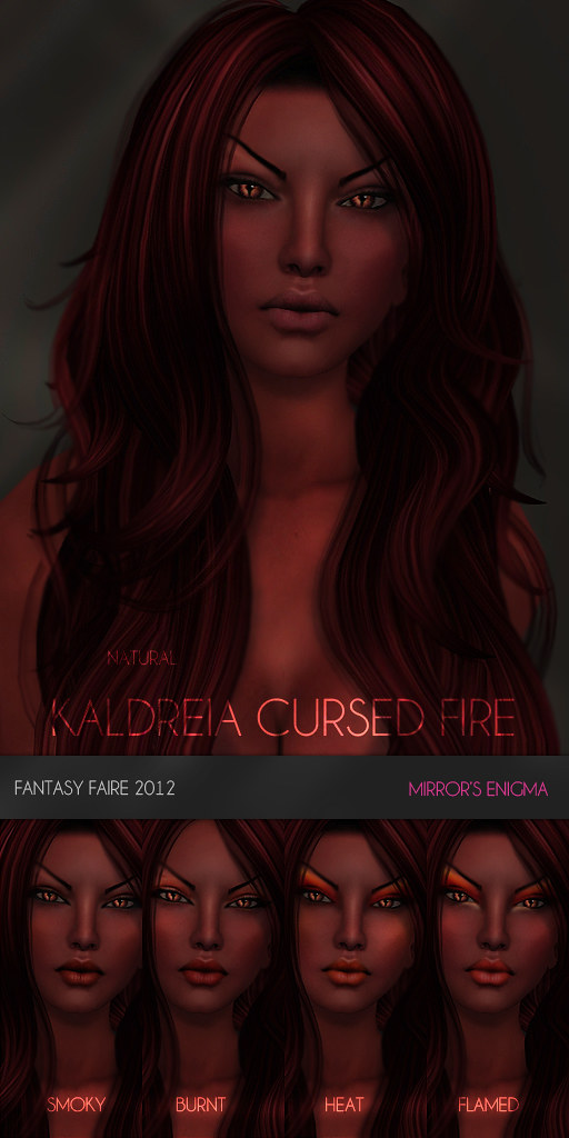 Kaldreia (Cursed Fire)