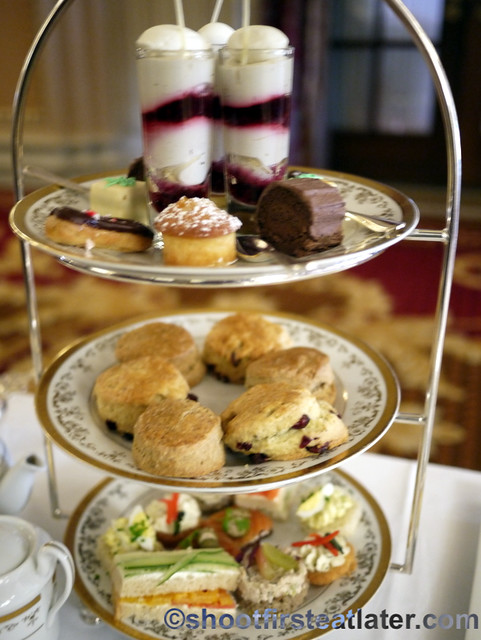 Afternoon Tea at The Willard InterContinental Hotel-11
