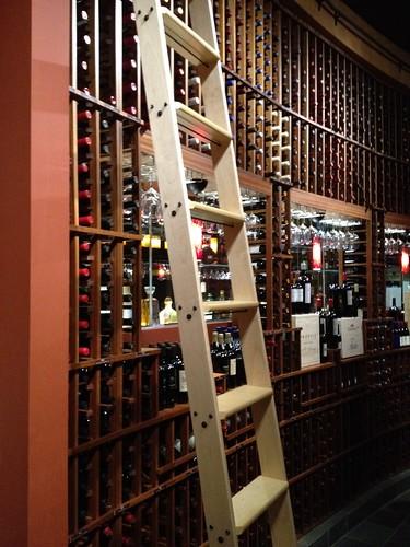 Wine room - Fogo de Chao