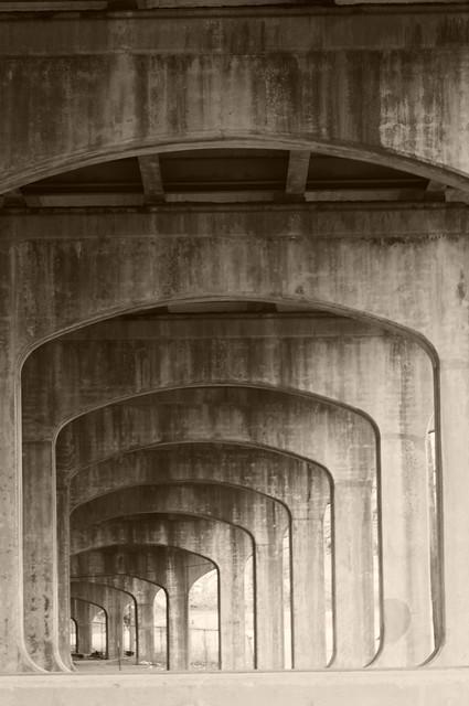 US 59 Bridge, Nacogdoches