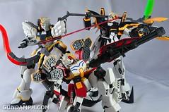 MG 1-100 Gundam HeavyArms EW Unboxing OOTB Review (108)