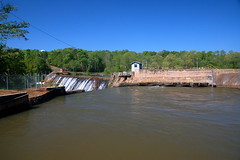 Ware Shoals Dam-002
