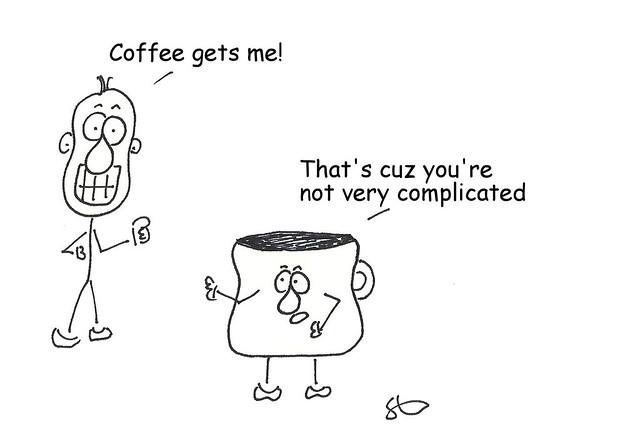 Coffee Gets Me