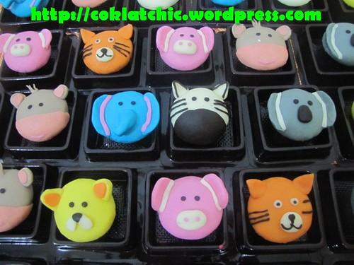 Minicupcake animal