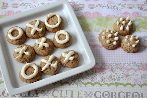 Chai cookies