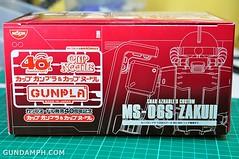 Char Zaku Nissin Cup Gunpla 2011 OOTB Unboxing Review (8)