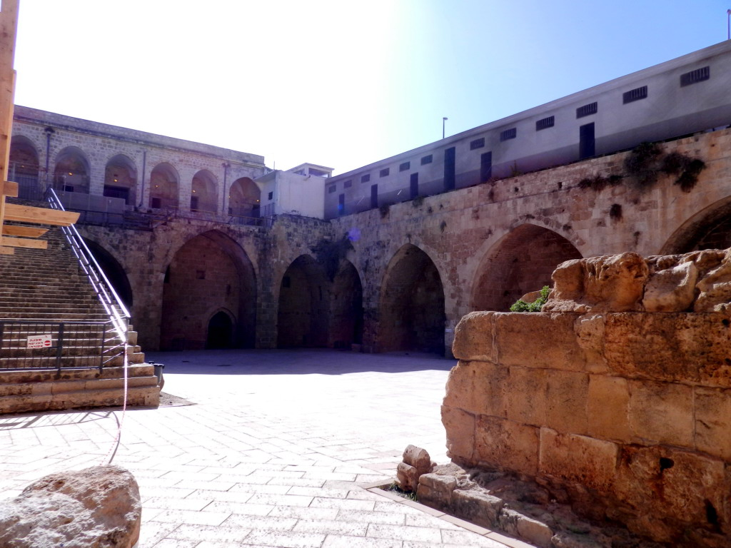 Ciudadela de San Juan de Acre Israel 04